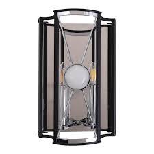 <b>Настенный светильник Crystal</b> Lux Tandem AP2 Chrome купить в ...