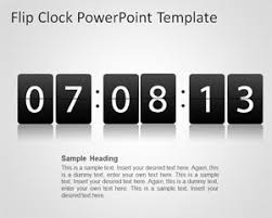 Free Countdown Powerpoint Templates