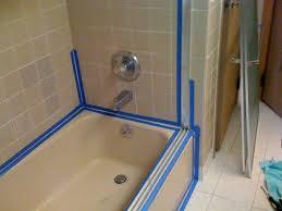 mamma mia due bambini main tub scrub and caulk re caulk bathtub