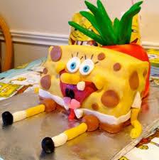 Nailed It Spongebob Edition Fresh Healthy Eats