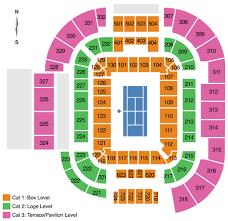 W S Open Tickets Western Southern Open Cincinnati