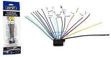 kenwood wiring harness ebay Kenwood Radio Wiring at Kenwood Kvt 614 Wiring Diagram