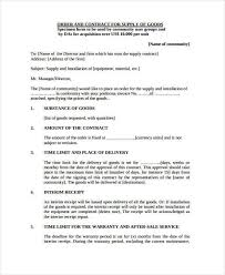 With that contract, you can guarantee to be paid with a legally binding contract. 10 Supply Contract Templates Free Word Pdf Apple Pages Google Docs Format Download Free Premium Templates