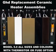 dels about ghd hair straightener repairs replacement heater plates for ghd straighteners