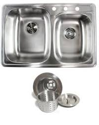 Stainless Steel Double Bowl Kitchen Sink Deep Sinks Undermount Stainless Steel Double Kitchen Sink