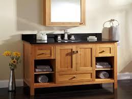 bamboo bathroom vanity. Bamboo Bathroom Vanity Double Sink O