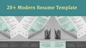 Modern Resume Templates Download 20 Modern Resume Template Download Designs Hub