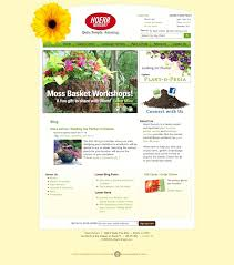 Garden Web Design Gallery