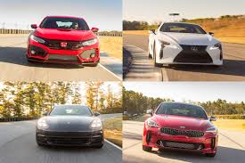 Best Car Design 2018 Frankencar 2018 Best Of Our Best Car To Buy Nominees