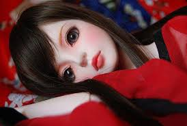 cute doll images for facebook profile