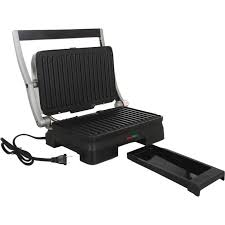 details about cuisinart 3 in 1 griddler indoor countertop electric grill panini press cooker