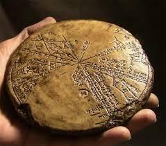Astrolabe Chart Sumerian Cuneiform Star Chart Astrolabe Sodom Gomorrah