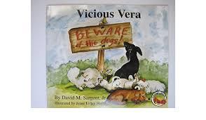 Vicious Vera: Sargent, David M., Jr.: Amazon.com.au: Books