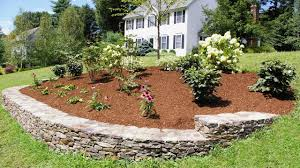 Berm Garden Designs Landscaping Ideas For A Front Yard A Berm For Curb Appeal