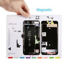 Details About Magnetic Screw Chart Mat Repair Guide Pad For Iphone 4 5 6 6p 6s 6sp 7 7p 8 8p X