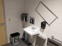 middle school bathroom. \u201cOdle Middle School Is A Brand New Building And It\u0027s Still Not Finished. Holes In Walls, Bathrooms Shambles, Broken Windows, Etc. Bathroom O