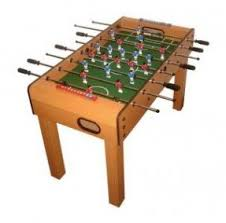 Miniature Wooden Foosball Table Game Wooden Foosball Table Foter 61