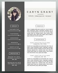 Beautiful Resume Templates Resume Templates