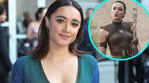 EXCLUSIVE: Keisha Castle-Hughes on 'Insane' 'Game of Thrones ...