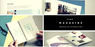 free close up brochure psd template 18 free magazine mockup templates for designers free