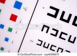 Photography Test Chart Optician Eye Test Chart