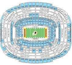 Invesco Field Seating Chart With Seat Numbers 19 Exhaustive Gillette Stadium Seating Chart Seat Numbers