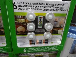 capstone led puck lights costco 4