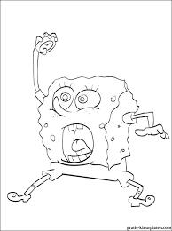 Kleurplaat Spongebob Squarepants Gratis Kleurplaten