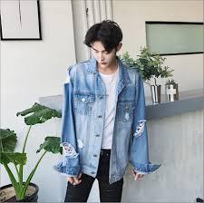 目指せお洒落優等生 メンズ Gジャン 春ジャケット ゆったり メンズ 韓国