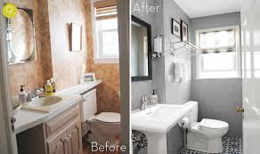 Small Bathroom Makeover Ideas Charming On Within Ingenious Makeovers 24  Pretentious Design For 7