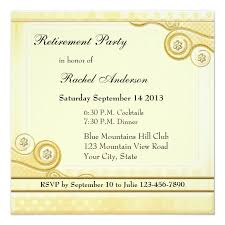 Retirement And Birthday Party Invitation Wording Party Invitations