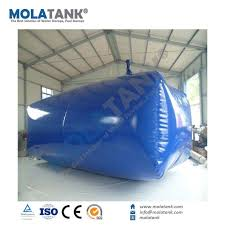 mola tank pvc collapsible and reuseable underground