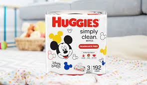 Huggies Overnites Nighttime Baby Diapers