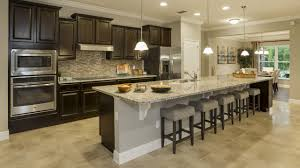 Gourmet Kitchen New Home Floorplan Orlando Fl Sienna Maronda Homes