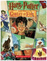 the fourth installment in the harry potter series harry potter and the goblet of fire marks a change in the atmosphere in j k rowling s style of writing