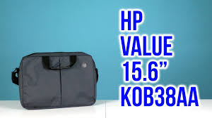 "Распаковка <b>HP</b> Value <b>15.6</b>"" Grey K0B38AA - YouTube"