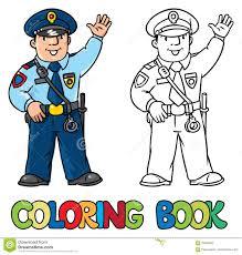 Police Coloring Books 22627 Longlifefamilystudyorg