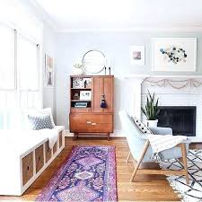 Interior Designer Decorator modern boho living room flatworldco 85
