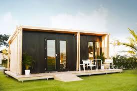 tiny houses prefab. ViVood - Prefab House By Daniel Mayo Pardo Spain Tiny Exterior Houses