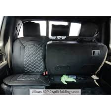 luxury series 60 40 split back seat cover