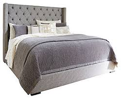 Chic Upholstered Beds & Headboards | Ashley Furniture HomeStore