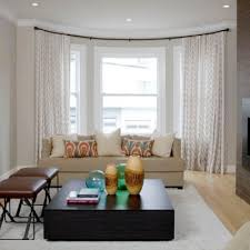 Nice Bay Window Treatment Ideas Window Treatment Ideas For Bay Windows