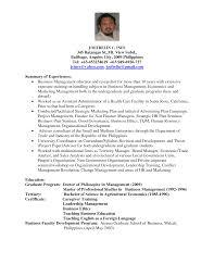 Undergraduate Resume Template Custom Undergraduate Resume Example Funfpandroidco