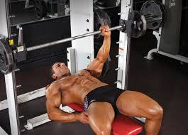 How To Bench Press Safely Without SpotterSmith Bench Press Bar Weight