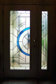 front door glass patterns custom decorative glass for door and sidelite created by designer art glass in daytona beach front door leaded glass repair
