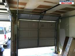garage door sensors bypass genie red and green not lighting up