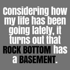 Rock Bottom Quotes