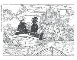 Harry Potter Coloring Pages Coloring Pages Harry Potter Coloring