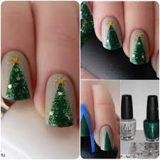 Nail Art Tutorial For Christmas | Stylo Planet