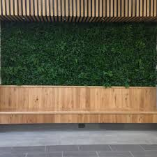 artificial forest fern green wall foliage in situ  on artificial forest fern green wall foliage with luxury green wall forest green wall bonham bonham